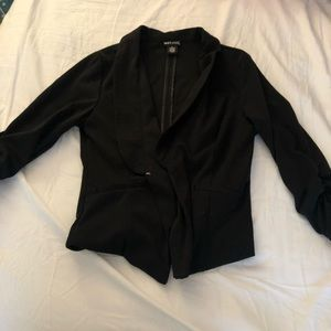 WET SEAL black blazer